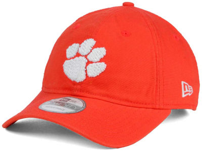 Clemson Tigers New Era NCAA Relaxed 9TWENTY Cap