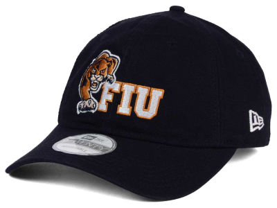 Florida International Golden Panthers New Era NCAA Relaxed 9TWENTY Cap