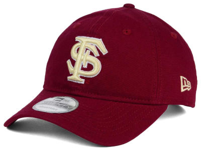 Florida State Seminoles New Era NCAA Relaxed 9TWENTY Cap