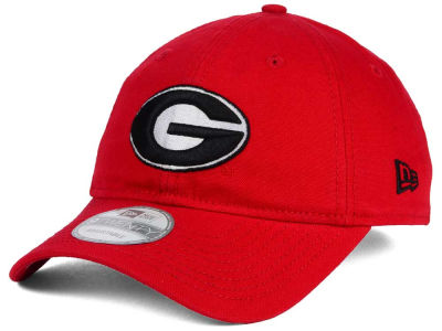 Georgia Bulldogs New Era NCAA Relaxed 9TWENTY Cap