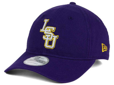 LSU Tigers New Era NCAA Relaxed 9TWENTY Cap