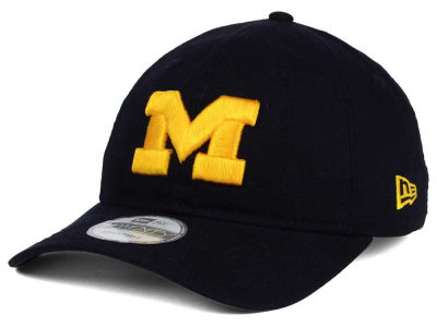 Michigan Wolverines New Era NCAA Relaxed 9TWENTY Cap