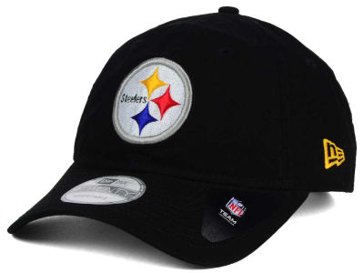 Pittsburgh Steelers New Era NFL Relaxed 9TWENTY Cap