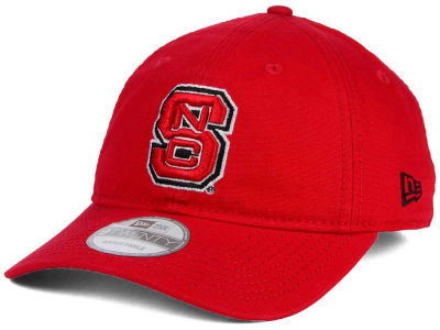 North Carolina State Wolfpack New Era NCAA Relaxed 9TWENTY Cap