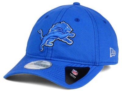 Detroit Lions New Era NFL Relaxed 9TWENTY Cap