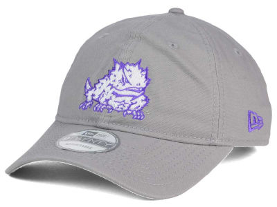 Texas Christian Horned Frogs New Era NCAA Relaxed 9TWENTY Cap