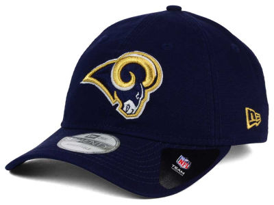 Los Angeles Rams New Era NFL Relaxed 9TWENTY Cap
