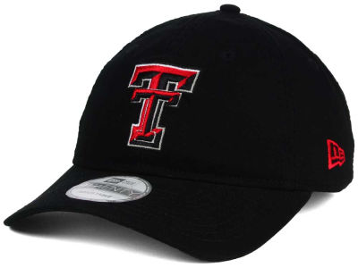 Texas Tech Red Raiders New Era NCAA Relaxed 9TWENTY Cap