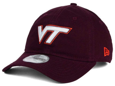 Virginia Tech Hokies New Era NCAA Relaxed 9TWENTY Cap