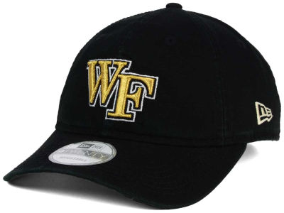 Wake Forest Demon Deacons New Era NCAA Relaxed 9TWENTY Cap