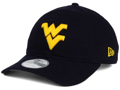 West Virginia Mountaineers New Era NCAA Relaxed 9TWENTY Cap