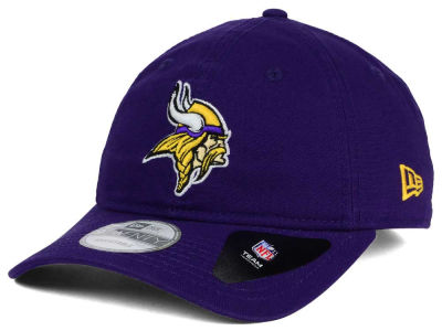 Minnesota Vikings New Era NFL Relaxed 9TWENTY Cap