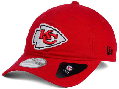 Kansas City Chiefs New Era NFL Relaxed 9TWENTY Cap