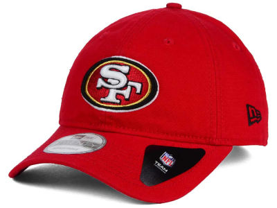 San Francisco 49ers New Era NFL Relaxed 9TWENTY Cap