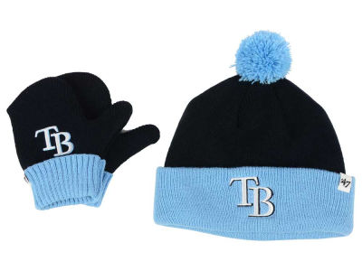 Tampa Bay Rays '47 MLB Toddler '47 Bam Bam Knit Set
