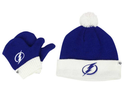 Tampa Bay Lightning '47 NHL Toddler '47 Bam Bam Knit Set