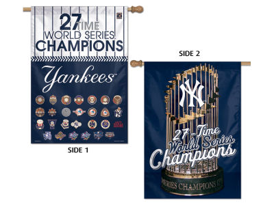New York Yankees Two-Sided Banner