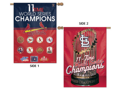 St. Louis Cardinals Two-Sided Banner