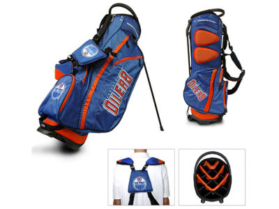 Edmonton Oilers Fairway Golf Stand Bag