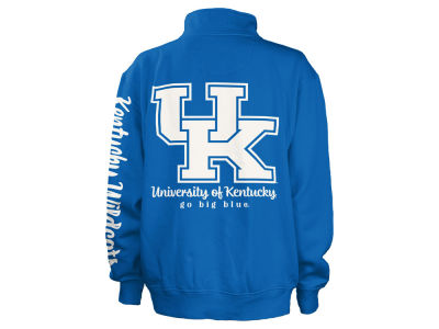 Kentucky Wildcats Pressbox NCAA Women's Samantha Quarter Zip Pullover