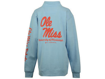 Ole Miss Rebels NCAA Women's Samantha Quarter Zip Pullover