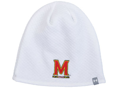 Maryland Terrapins Under Armour NCAA Women's Diamond Tough Beanie