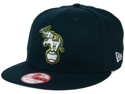 Oakland Athletics New Era MLB 2Tone Link BP 9FIFTY Snapback Cap