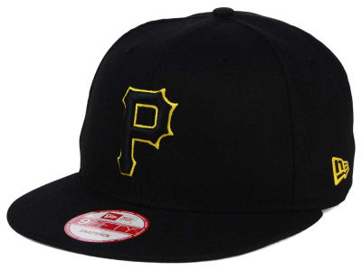 Pittsburgh Pirates New Era MLB 2Tone Link BP 9FIFTY Snapback Cap