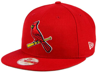St. Louis Cardinals New Era MLB 2Tone Link BP 9FIFTY Snapback Cap