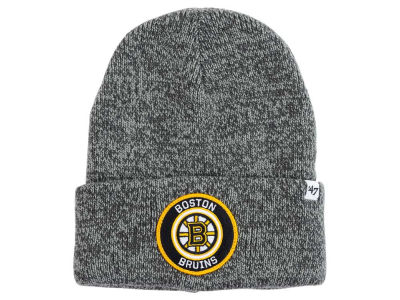 Boston Bruins '47 NHL Ice Chip Cuff Knit