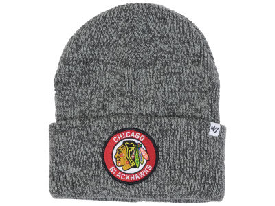 Chicago Blackhawks '47 NHL Ice Chip Cuff Knit