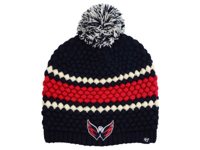 Washington Capitals '47 NHL Women's Leslie Pom Knit