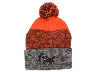 Cleveland Browns '47 NFL Static Cuff Pom Knit