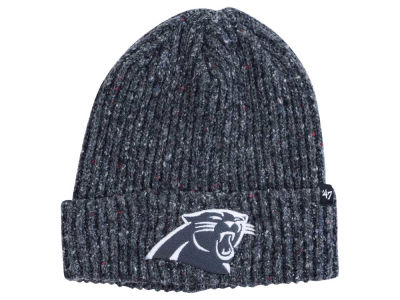 Carolina Panthers '47 NFL '47 Back Bay Cuff Knit