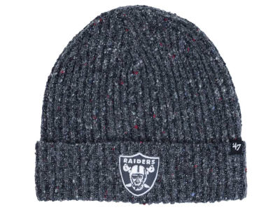 Oakland Raiders '47 NFL '47 Back Bay Cuff Knit
