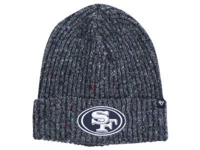 San Francisco 49ers '47 NFL '47 Back Bay Cuff Knit