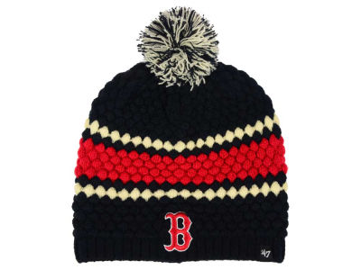 Boston Red Sox '47 MLB Women's Leslie Knit