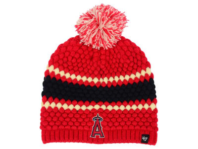 Los Angeles Angels '47 MLB Women's Leslie Knit