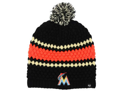 Miami Marlins '47 MLB Women's Leslie Knit