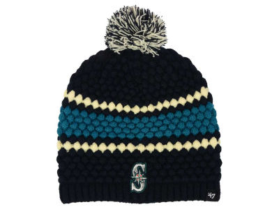 Seattle Mariners '47 MLB Women's Leslie Knit