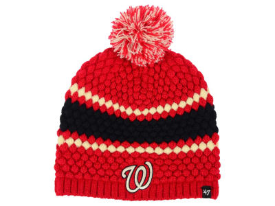 Washington Nationals '47 MLB Women's Leslie Knit
