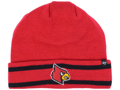 Louisville Cardinals '47 NCAA Bar Back Cuff Knit