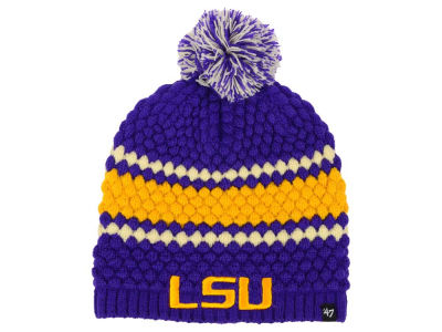 LSU Tigers '47 NCAA Women's Leslie Beanie