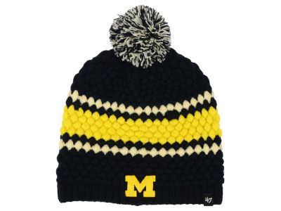 Michigan Wolverines '47 NCAA Women's Leslie Beanie