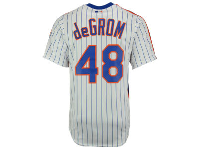 New York Mets Jacob deGrom Majestic MLB Men's Player Replica CB Jersey
