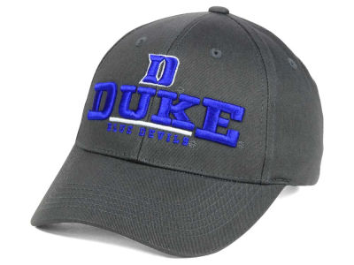 Duke Blue Devils NCAA 2 for $25 Top of the World NCAA Charcoal Teamwork Snapback Cap