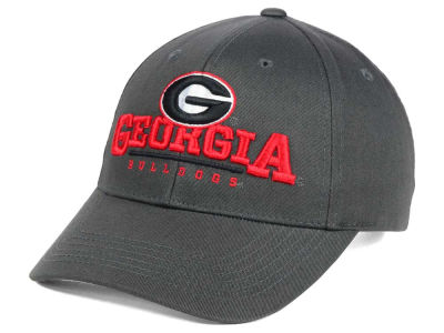 Georgia Bulldogs NCAA 2 for $28 Top of the World NCAA Charcoal Teamwork Snapback Cap