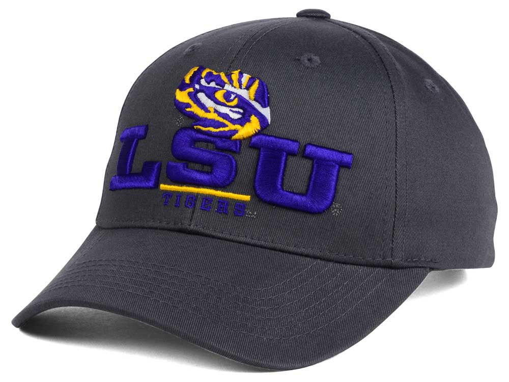 online store 405f2 04096 buy lsu tigers ncaa 2 for 28 top of the world ncaa charcoal teamwork  snapback cap ...