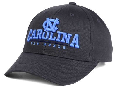 North Carolina Tar Heels Top of the World NCAA Charcoal Teamwork Snapback Cap