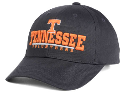 Tennessee Volunteers Top of the World NCAA Charcoal Teamwork Snapback Cap